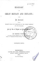 History of Great Britain and Ireland