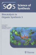 Science Of Synthesis  Biocatalysis In Organic Synthesis