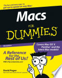 List of Dummies Mac E-book