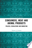Consumers  Meat and Animal Products