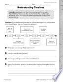 Informational Text Timelines Practice