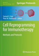 Cell Reprogramming for Immunotherapy