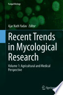 Recent Trends in Mycological Research Book