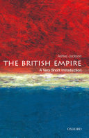 The British Empire: A Very Short Introduction