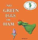 No Green Eggs Or Ham
