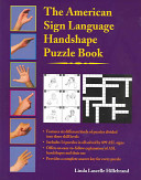 The American Sign Language Handshape Puzzle Book Book