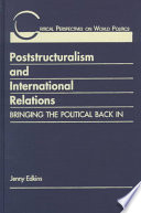 Poststructuralism International Relations