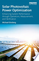 Solar Photovoltaic Power Optimization Book