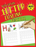Lots of Fun Letter Tracing Practice Book