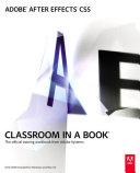 Adobe After Effects CS5 Classroom in a Book [Pdf/ePub] eBook