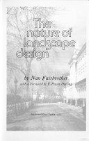 The Nature of Landscape Design