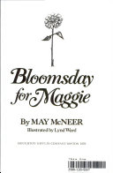 Bloomsday for Maggie ebook