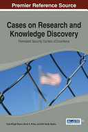 Cases on Research and Knowledge Discovery: Homeland Security Centers of Excellence Pdf/ePub eBook