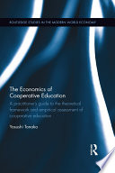 The Economics of Cooperative Education