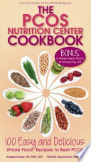 The PCOS Nutrition Center Cookbook