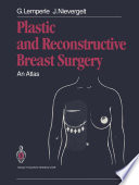 Plastic and Reconstructive Breast Surgery Book