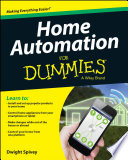 Home Automation For Dummies Book PDF