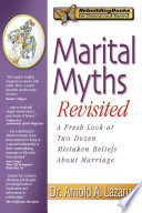 Marital Myths Revisited