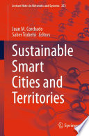 Sustainable Smart Cities and Territories