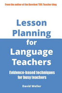 Lesson Planning for Language Teachers