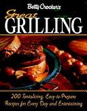 Betty Crocker s Great Grilling Cookbook