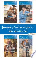 Harlequin American Romance May 2016 Box Set