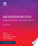Microbiorobotics Book