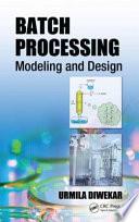 Batch Processing Book
