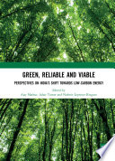 Green Reliable And Viable Perspectives On India S Shift Towards Low Carbon Energy