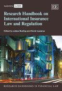 Research Handbook on International Insurance Law and Regulation [Pdf/ePub] eBook
