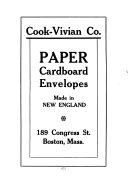 Post's Pulp and Paper Directory