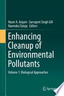 Enhancing Cleanup of Environmental Pollutants Book