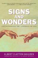 Signs and Wonders Book PDF