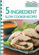 Five Ingredient Slow Cooker Recipes