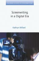 Screenwriting in a Digital Era