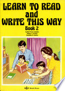 Learn to Read and Write this Way   Book 2