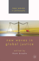 Pdf New Waves in Global Justice Telecharger