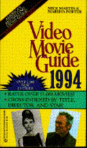 Video Movie Guide 1994