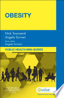 Public Health Mini-Guides: Obesity E-Book