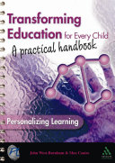 Transforming Education for Every Child  A Practical Handbook