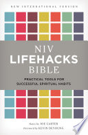 NIV  Lifehacks Bible  eBook