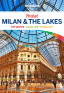 Lonely Planet Pocket Milan   the Lakes
