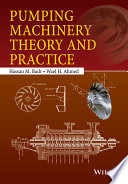 Pumping Machinery Theory And Practice Book PDF