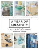 A Year of Creativity