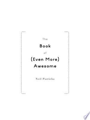 Download The Book of (Even More) Awesome Free Books - Dlebooks.net