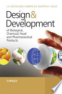 Design   Development of Biological  Chemical  Food and Pharmaceutical Products Book
