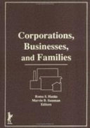 Corporations  Businesses  and Families