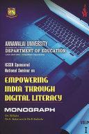 Empowering India Through Digital Literacy  Vol  1