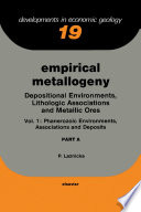 Empirical Metallogeny Book