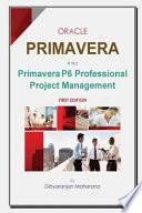 Primavera P6 Professional Project Management